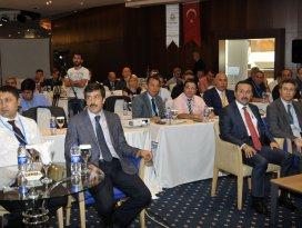Hastane başmüdürleri Konya'da buluştu