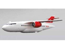 'Milli uçak' TR-Jet Ortadoğu'ya acılıyor