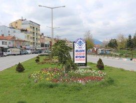 Çiçek gibi Beyşehir