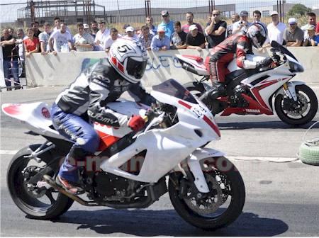 Motosiklette drag heyecanı Konyada yaşanacak