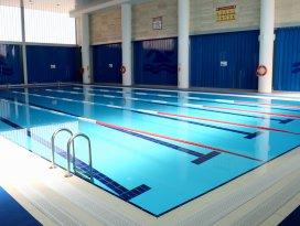 Beyhekim yüzme havuzu açıldı