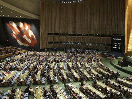 Davutoğlu BMye hitap edecek