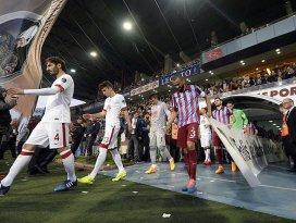 Galatasaray ve Trabzonspor 120. kez karşı karşıya gelecek
