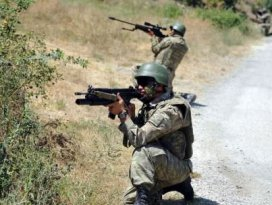 Siirtte Jandarma Karakoluna saldırı!