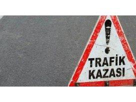 Konyada otobüs devrildi: 17 yaralı
