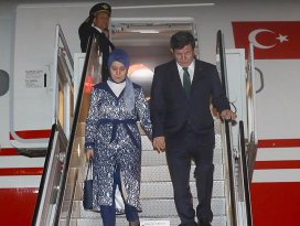 Başbakan Davutoğlu New Yorkta