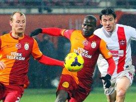 Galatasaray ile Gaziantepspor 59. randevuda