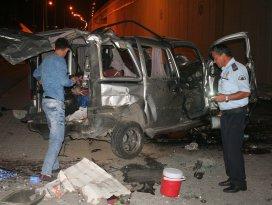 Konyada trafik kazası: 3 ölü
