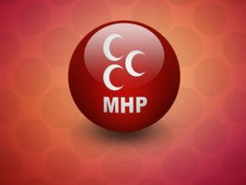 MHP Konyada bayramlaşma
