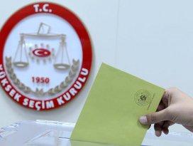 Türkiye 1 Kasımda sandık başına gidiyor
