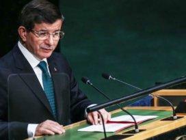 Davutoğlu: Suriyede 3 şehir kurabiliriz