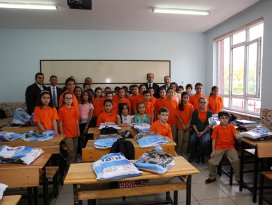 Altay ve Kayacılar eğitim yılını birlikte açtı