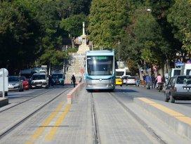 Alaaddin-Adliye Tramvay Hattı'nda dünyanın en ileri sistemi uygulanıyor