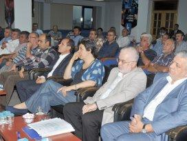 KSOda dünya ve Türkiye gündemi konuşuldu