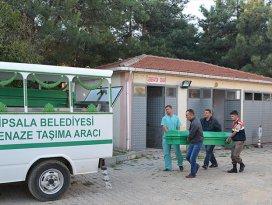 Edirnede askeri araç devrildi 1 asker şehit oldu