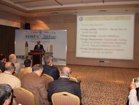 Evlad-ı Fatihan Kardeşlik Köprüsü Konya Buluşması gerçekleştirildi