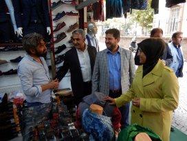 AK Parti Meram'da seçim çalışmaları devam ediyor