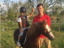 Beyşehirli çocuklar pony atları ile tanışacak