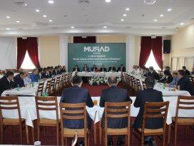 MÜSİAD Konya 2.Bölge Çalıştayı gerçekleştirildi