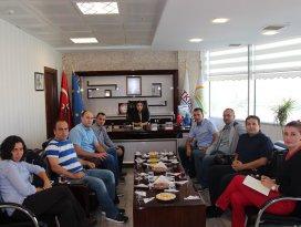 TKDK Konya İl Koordinatörlüğü Bosna Hersek Heyetini konuk etti