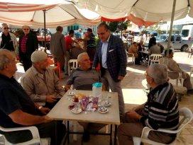 AK Parti Seydişehir ziyaretlerini sürdürüyor