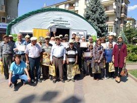 Büyükşehir'den 9 bin çiftçiye eğitim