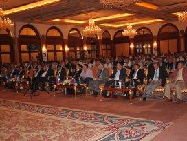 15. Anadolu Odaları eğitim semineri başladı