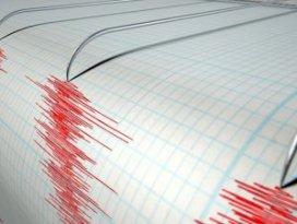 Yunanistanda 6.1 büyüklüğünde deprem