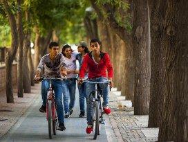 Bisiklet şehrinde 2023 hedefi