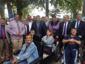 Ereğli'de engelliler için meslek edindirme kursu açıldı