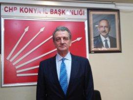 CHP Konya Milletvekili Bozkurt hakkında fezleke