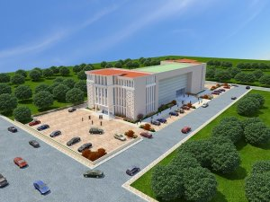 Beyşehir Kültür Merkezi yapım sözleşmesi imzalandı