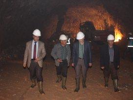 Demirkapı Tüneli'nde son durum