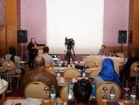 Berrin Okkadan Mumyalama ve Tahnit konulu konferans