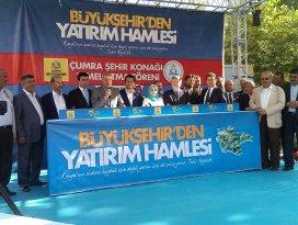 Her şey lider ülke Türkiye için