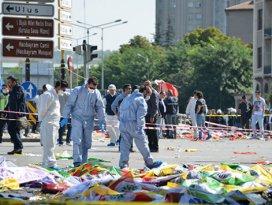Ankaradaki saldırıda yaralanan 160 kişinin tedavisi sürüyor