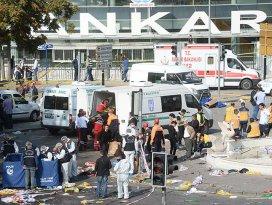 Ankaradaki saldırı için 4 müfettiş görevlendirildi