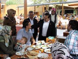 AK Parti Konyada seçim çalışmaları sürdürüyor