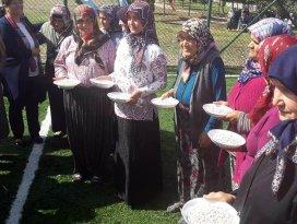 Beyşehir'de en güzel fasulye yarışması
