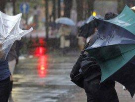 Konyaya meteorolojik uyarı