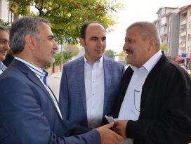 """Ağralı: """"Güven ve istikrar AK Parti ile kurulacak"""""""