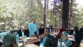 Baloğlu ve Akkaya muhtarlarla istişare toplantısı yaptı