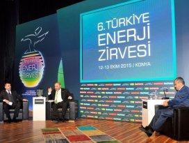 6. Türkiye Enerji Zirvesi Konya'da başladı