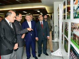 Milli Takım Sergisi, Büyükşehir Torku Arena'da açıldı