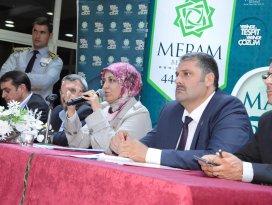 """Meram'da """"Mahallemizde Başkan Var"""" toplantıları"""