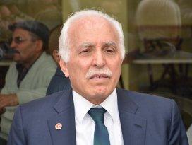 Saadet Partisi Genel Başkanı Kamalak Konyada