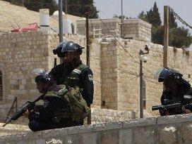 İsrailden Üçüncü İntifada önlemleri