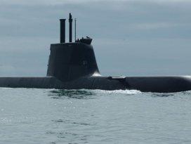 Yerli denizaltı geliyor