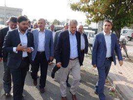 AK Parti Milletvekili Kaleli seçim çalışmalarını sürdürdü