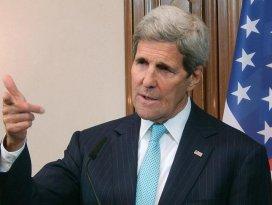 Kerry Ortadoğuya gidecek